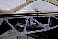Name: XF-706 Glider Mods--I got the alignment of the 3 hinges on each side correct, but the gap-cleara.jpg Views: 4 Size: 216.5 KB Description: