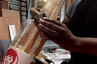 Name: 8-17-16 Sculpt sanding...getting there....jpg Views: 27 Size: 197.0 KB Description: