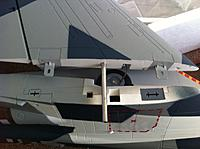 Name: su35 01photo 1.jpg Views: 546 Size: 106.3 KB Description: stainless steel tube & screw mounted wing