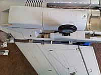 Name: su35 bbbbphoto 1.jpg Views: 582 Size: 166.6 KB Description: secured with steel tube, screws, & plastic tabs.