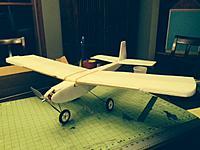 Name: OSK56.jpg Views: 183 Size: 109.0 KB Description: Test fitting the assebled wing.