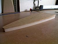 Name: foredeck 5.jpg Views: 74 Size: 127.0 KB Description: Now the shaping is done by eye and hand alone