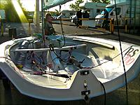 Name: rs 200.jpg Views: 99 Size: 193.2 KB Description: De-rigging post sailing and planing