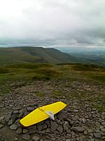 Name: Twmpa.jpg Views: 114 Size: 123.4 KB Description: Spook on Lord Hereford's Knob, otherwise known as Twmpa (690m)