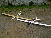 Name: 2m Phoenix & 2.4m Hammer.jpg Views: 53 Size: 582.7 KB Description: