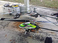 Name: 181120121263.jpg Views: 95 Size: 311.0 KB Description: Trex 700 turbine next to my 600