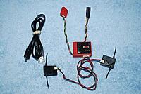 iKON Flybarless System w/2 Spektrum DSMX receivers and iKON