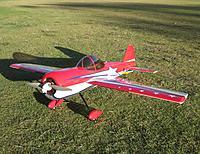 Name: IMG_2419a.jpg Views: 66 Size: 314.8 KB Description: The YAK55 pre maiden flight