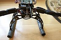Name: IMG_9827.jpg Views: 94 Size: 43.1 KB Description: 468 gear. Derlin mounting blocks. CF arms. Rustys motor mounts.