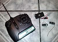 Name: 40%20(2).jpg Views: 62 Size: 192.6 KB Description: SLO V Tx and Rx with 2 servos