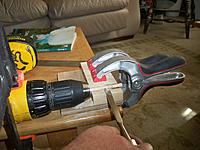 Name: 303 cal guns 002.jpg Views: 220 Size: 191.2 KB Description: make shift lathe
