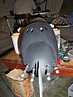 Name: priming the nose and installing the guns 013.jpg