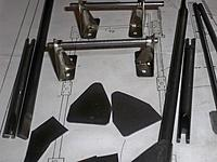 Name: landing gear 051.jpg Views: 104 Size: 168.1 KB Description: added a gusset to the mounting bracket.