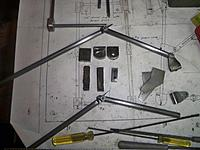 Name: landing gear 082.jpg Views: 77 Size: 172.7 KB Description: you can see the rough blanks and the finished pieces.