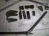 Name: landing gear 084.jpg Views: 88 Size: 196.3 KB Description: parts befor and after.