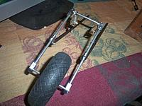 Name: landing gear 089.jpg Views: 96 Size: 289.6 KB Description: these wheels are not SCALE. just some I had around.