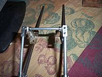 Name: landing gear 091.jpg Views: 111 Size: 244.9 KB Description: you can at the end of two shafts where the next swivel set will be drilled and mounted.