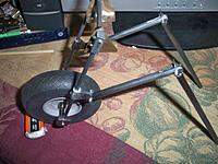 Name: landing gear 095.jpg Views: 115 Size: 260.7 KB Description: it looks like it will fold into the retract position very easy.