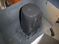 Name: appling the cowlings 033.jpg Views: 49 Size: 133.7 KB Description: sanded and another coat of primer shot.