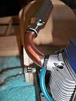 Name: A custom exhaust 015.jpg Views: 67 Size: 91.3 KB Description: see the copper tube is inside of the firewall.