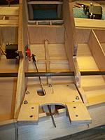 Name: flaps 001.jpg Views: 149 Size: 97.6 KB Description: I had to cut through the ply plate that the gear mount to.