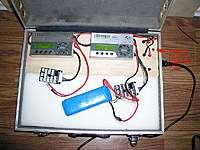 Name: P1010089.jpg Views: 1738 Size: 100.0 KB Description: My POwer Box ! 2x iCharger 106B+