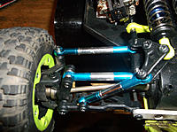 Name: !   WLtoys Across 12428 19 Mods,spacer added to tie rod to adj toe-in.jpg