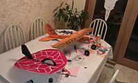 Name: IMAG0115.jpg Views: 37 Size: 177.2 KB Description: Here is my sons planes....i think i like em more than he does...he is still flying on the buddy box but hes learning fast!!