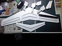 Name: Parts XZH-1.jpg Views: 327 Size: 61.0 KB Description: All pieces-parts cut out and depapered. That Awesome cleaner is the stuff! Never had peeling paper so easy.