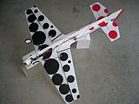 Name: DW Foamie Extra 300L completed 112111 003 (600 x 450).jpg Views: 144 Size: 53.8 KB Description: Spots bottom