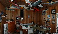 Name: Ready Room Composite.jpg Views: 568 Size: 192.4 KB Description: There have been more added since this was taken. In my annex I have a very large IC Tiger moth, an Se5A, a Pilatus Porter, umm thats it.