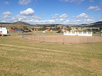 Name: Park taken over by annual rodeo.jpg