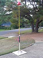 Name: P1080216.jpg Views: 454 Size: 138.5 KB Description: Pole with Micro Firebaby dangling, ready to fly
