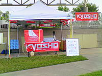 Name: Kyosho our Primary Sponser Thank You Kyosho.jpg Views: 21 Size: 805.3 KB Description: Hhuumm,....  I wonder who makes the Seawind boat,??
