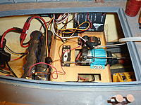Name: P1060766.jpg Views: 124 Size: 294.0 KB Description: Sound box and new receiver are velcro'd in place.