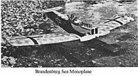 Name: Brandenburg Sea Monoplane.jpg Views: 421 Size: 86.3 KB Description: