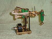 Name: Saito engine4.jpg Views: 68 Size: 186.5 KB Description: Reverse and speed control valve.