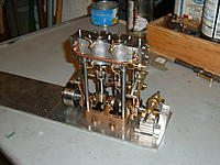 Name: Pump drive:1.jpg Views: 122 Size: 151.7 KB Description: Stuart supply a set of basic castings for the Launch engine.