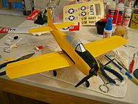 Name: T-28_rebuild03.jpg Views: 240 Size: 169.7 KB Description: Ready for decals...