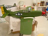 Name: P-51_ShangLa05.jpg Views: 57 Size: 87.2 KB Description: Clear plastic cockpit canopy too!