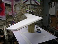 Name: DSCN2095.jpg Views: 173 Size: 205.3 KB Description: Second look at airfoil (top view)