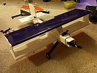 Name: IMG_0485.jpg Views: 223 Size: 283.5 KB Description: Foam board bi-plane