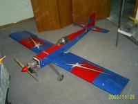 Name: Fourstar1.jpg Views: 147 Size: 103.9 KB Description: Sig Four Star 1.20 with 25cc weed wacker engine