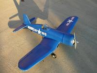 Name: DSCN1239 Resized.jpg Views: 135 Size: 121.3 KB Description: Great Planes .60 Size Corsair Kit with air retracts and satio 1.00