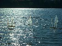 Name: VCNR SunSet_WM.jpg Views: 60 Size: 314.3 KB Description: AMYA Class Boats: Last Heat.
