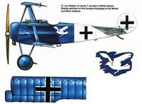 Name: Fokker Dr1 Blue -Von Raben.jpg