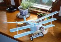 Name: dr12.jpg Views: 286 Size: 91.8 KB Description: V1 before paint. Note that V2 has scale cabane and wing struts made from basswood/vs balsa