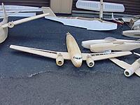 """Name: 559.jpg Views: 253 Size: 59.9 KB Description: Top Flite Douglas DC-3.... 83"""" Wingspan"""