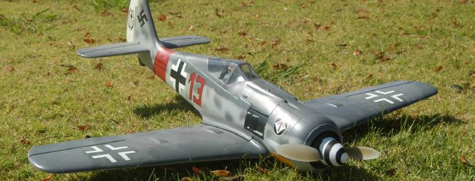 Whether in the air or on the ground, the Alfa FW 190 is a pleasure to look at.  There is a tremendous amount of detail in the skin surfaces, including panel lines and rivets.