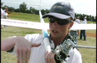 Cody Remington, F3J Jr. World Champion discusses landing techniques.